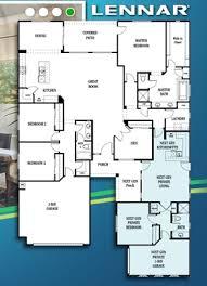 Lennar Independence Floor Plan Lennar Nextgen Homes Floor Plans Floorplan Pinterest House