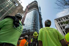 Home Decorators Promo Code 2015 Last Steel Beam Placed Atop Pnc U0027s New Headquarters 90 5 Wesa