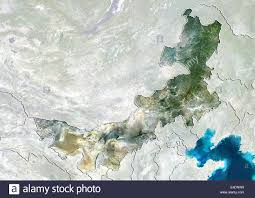 Mongolia Map Mongolia Map Satellite Geography Stock Photos U0026 Mongolia Map