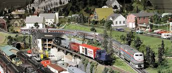 the choo choo barn u2013 strasburg pa gigantic model train layout