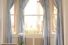 1000 Ideas About Bay Window Kitchen Bay Window Curtains Designcorner