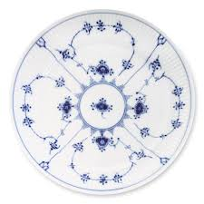royal copenhagen blue fluted plain dinnerware williams sonoma