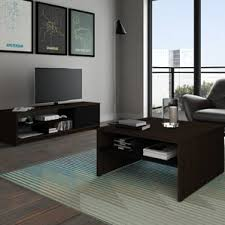 Occasional Table And Chairs Coffee Table And Tv Stand Set Wayfair