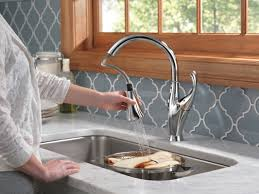 100 addison delta kitchen faucet trinsic kitchen collection