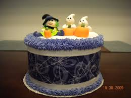 Halloween 1st Birthday Cake by Dragonfly Desserts Misc Cakes U0026 Cupcakes
