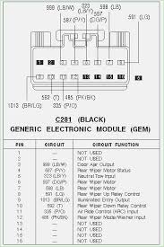 marvelous ford falcon au radio wiring diagram photos best image