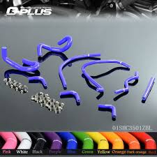 lexus purple gplus water silicon radiator hose kit for toyota lexus is200 1zz