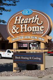 birch hearth and home center