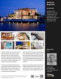 Estate Feature Sheet Template 9 Best Estate Brochures Images On Estate