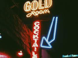 low key echo park bar gold room flips into neon lit cocktail den