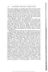 resume exles modern sophistry skin care marchant james ed 1916 alfred russel wallace letters and
