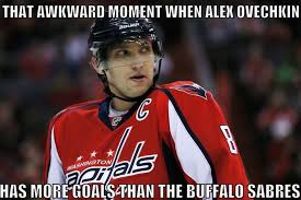 Ovechkin Meme - that awkward moment when alex ovechkin has more goals than the
