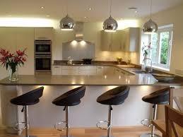 Galley Kitchen With Breakfast Bar 100 Kitchen Snack Bar Ideas Marble Breakfast Bar Black