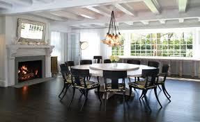 round table with lazy susan built in round dining room table with lazy susan round dining room table with