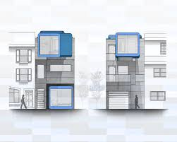 row home u2014 2n architectural design