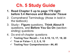Study Guide Anatomy And Physiology 1 Chapter 5 Histology Microscopic Anatomy Ppt Video Online