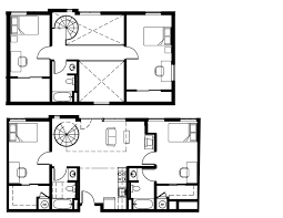 Loft Apartment Floor Plans University Lofts Apartments University Of Denver