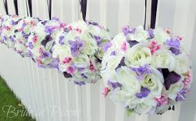 Flower Ball Wedding Flowers Wedding Flower Balls