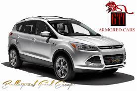 Ford Escape Generations - bulletproof ford escape