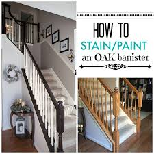 Staircase Banister The 25 Best Painted Banister Ideas On Pinterest Banisters