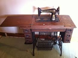 Singer Sewing Machine With Cabinet by Singer Treadle Cabinet Sewing Pre 1930 Ebay Stuff For Home
