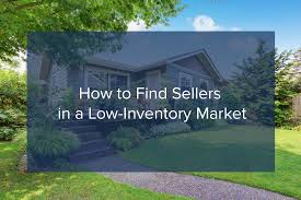 how to get real estate listings when inventory is low premier