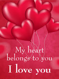 valentines day family free ecards greeting cards my heart belongs to you love card birthday greeting cards by davia