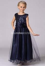 robe mariage fille robe de soirée pour fille scintillant