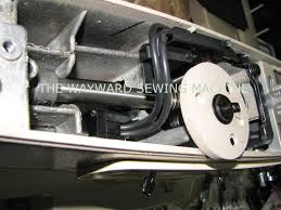 the wayward sewing machine singer stylist 437
