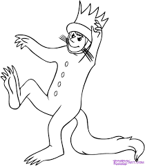 wild coloring pages
