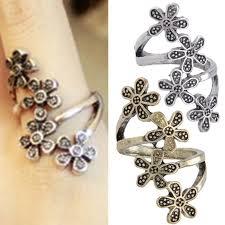 girls rings style images Women forefinger rings stylish jpg