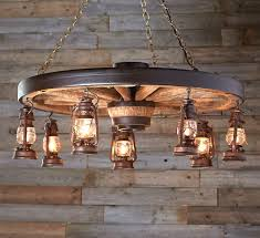 Decorative Lights For Homes 25 Best Wagon Wheel Chandelier Ideas On Pinterest Wagon Wheel