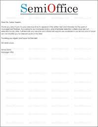 rejection letter sample for job applicant png