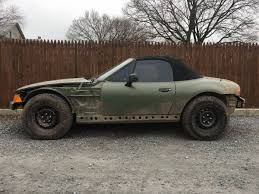 daily turismo zeepers 1997 bmw z3 offroadster