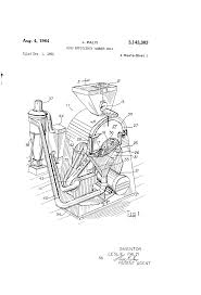 patent us3143303 high efficiency hammer mill google patents