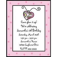 jewelry party invitation wording cloveranddot com