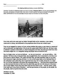 gettysburg address soapstone activity by electric english tpt