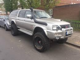 2003 mitsubishi l200 2 5 offroad mud tyres in harrow london