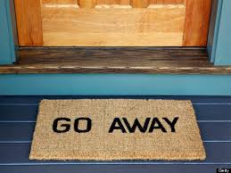 Come In And Go Away Doormat How To Bounce Back From Failure Over And Over Again Huffpost