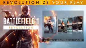 join the ranks with battlefield 1 revolution