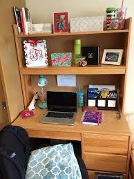 Desk Organizing Desk Organizing Residencehall College Ideas
