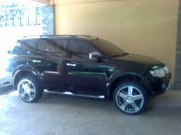 mitsubishi montero sport price modifications pictures moibibiki