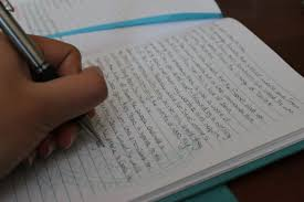 define writing paper the indwelling word ministries how to study a passage i like to use a notebook to record my thoughts on paper writing my observations down actually help them stick in my mind as well