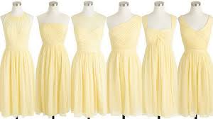 yellow bridesmaid dress yellow bridesmaid dress ideas pale yellow