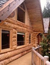 Log Siding For Interior Walls Can You Whitewash Log Cabin Interior Walls Hunker
