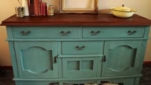 Youtube Refinishing Kitchen Cabinets How I Made Over A Sideboard Using Miss Mustard Seed U0027s Milk Paint