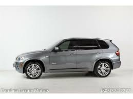 bmw x5 black for sale 2011 bmw x5 xdrive 50i m sport for sale in rock hill