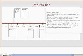 5 excel timeline chart ganttchart template