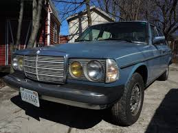 curbside classic 1985 mercedes 300d turbodiesel u2013 more than a