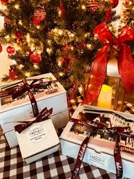 pre wrapped christmas boxes schuler s restaurant pub shop schuler s restaurant pre packaged